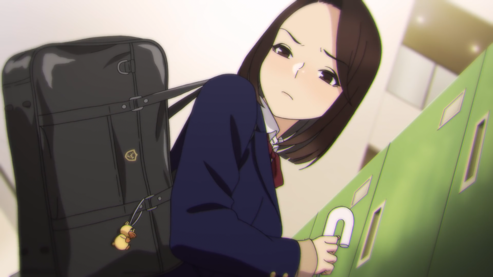 Résumé web anime basé sur les travaux de lillustrateur yomu lhistoire se centre sur 3 lycéennes portant des collants de différents types yua